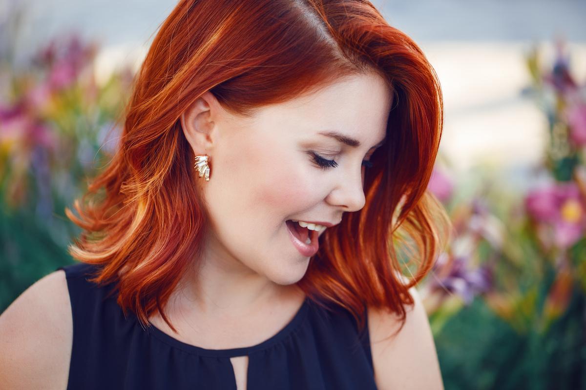 capelli arancioni