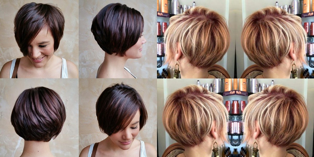 Taglio di capelli donne basse