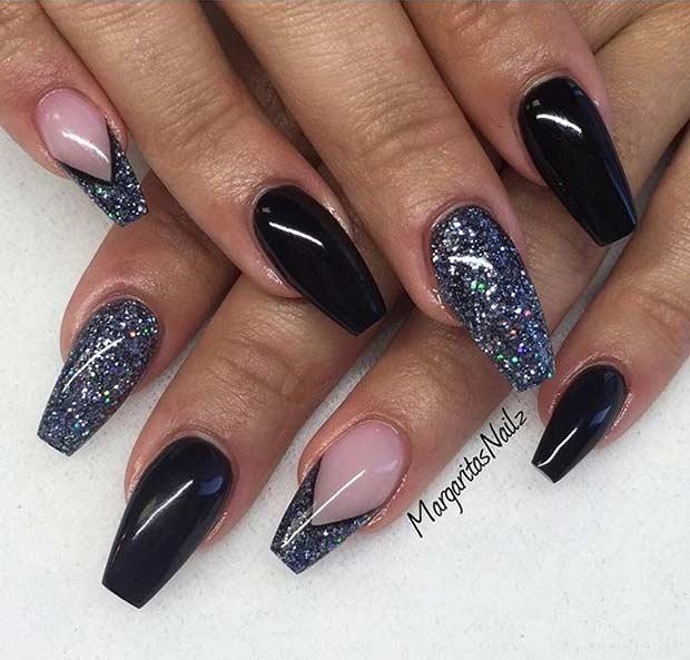 Top 25 stili di unghie che vi faranno diventare delle star! UA99