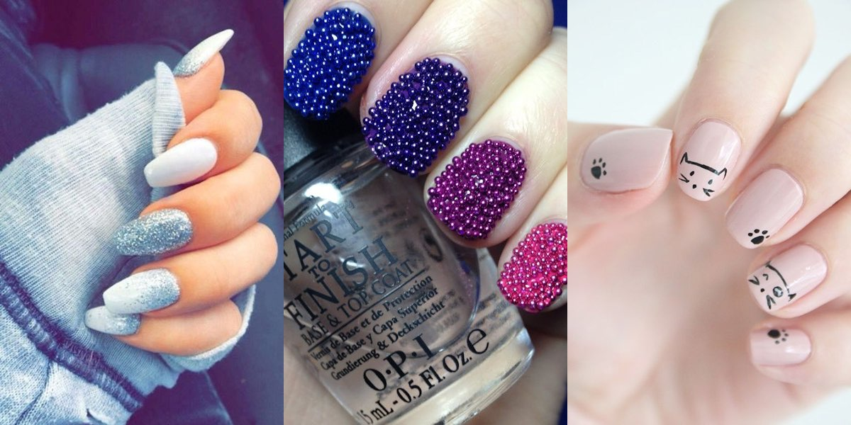 Super Nail art gel facili: tutorial semplici per principianti ON22