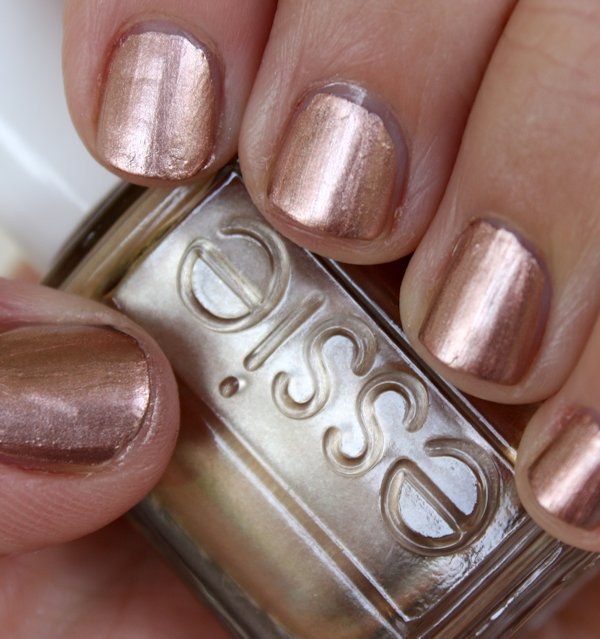 Essie Gold Nail Polish: Nail Art Gel Facili: Tutorial Semplici Per Principianti