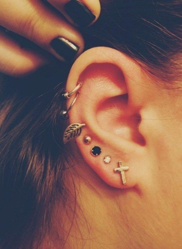 piercing orecchio risalta la tua personalit nel modo giusto