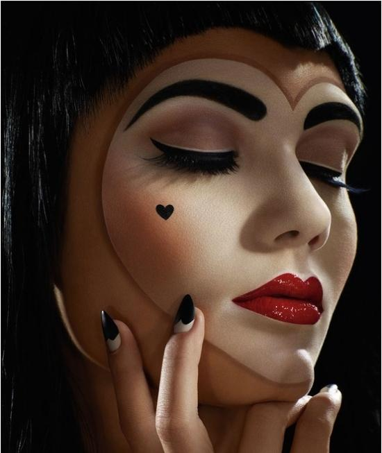 pretty-halloween-makeup-ideas