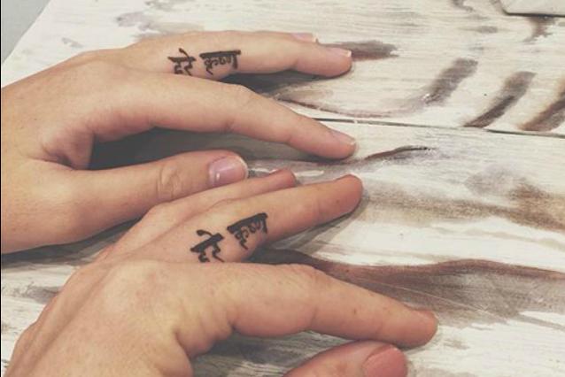 tatuaggio-dito