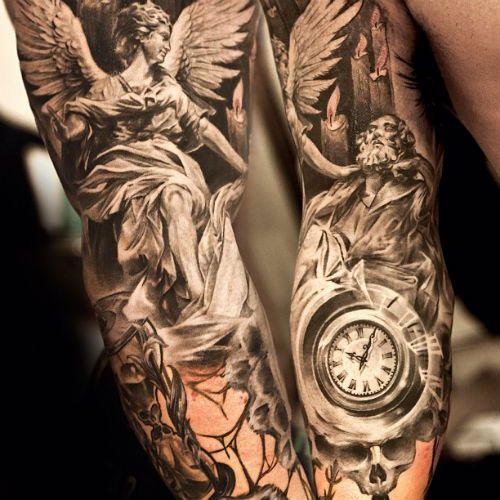 Tatuaggi Braccio Fotografie Per Aiutarvi A Sceglierli