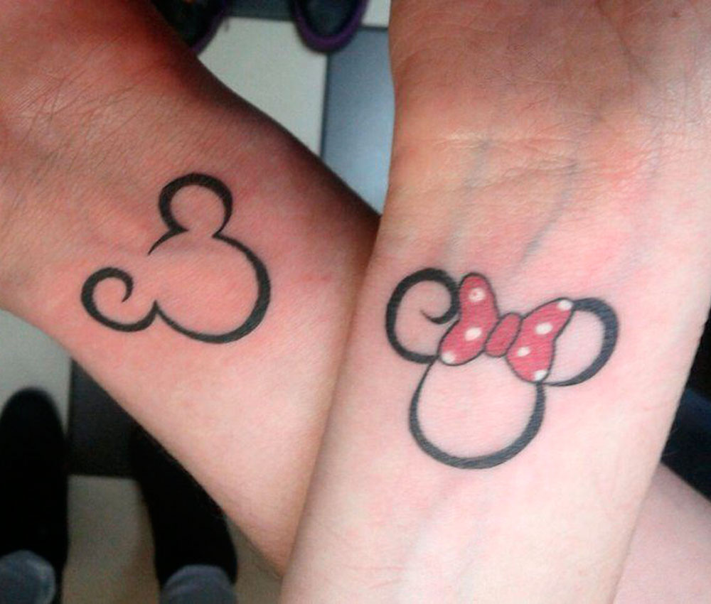 Tatuaggi di coppia 37 idee da non perdere for Idee tatuaggi nomi figli