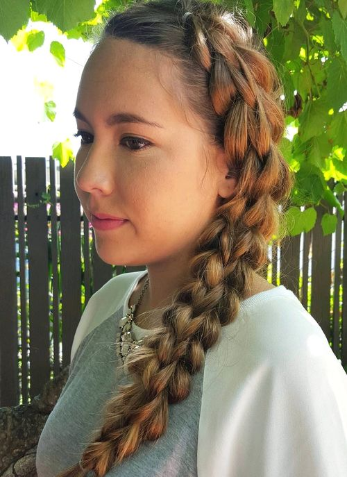 11-two-side-braids-hairstyle-for-teen-girls 11-two-side-braids-hairstyle-for-teen-girls