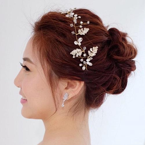 13-bridal-updo-for-medium-hair 13-bridal-updo-for-medium-hair