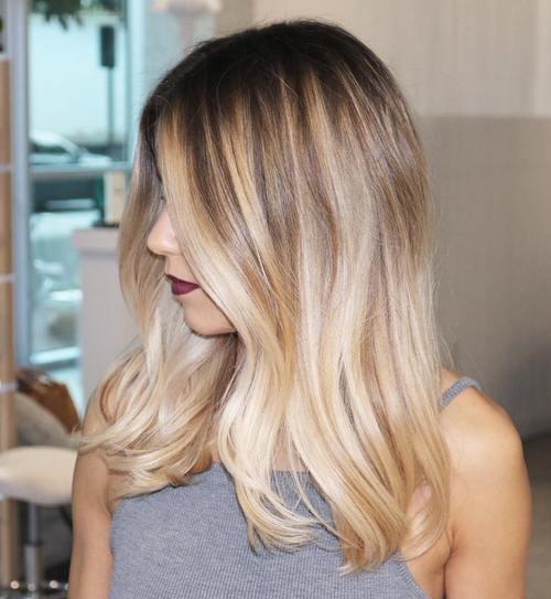 3-medium-hair-with-balayage-highlights-and-dark-roots