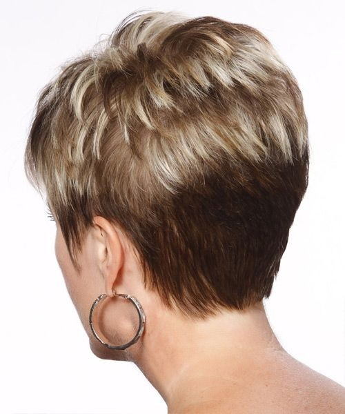 short haircuts from the back view 45 tagli di capelli corti per 50 per il prossimo mese 5236 | Pixie Haircut Back View Short Hairstyles for Women Over 30 40