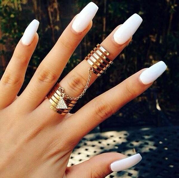 white-nails-art-designs-11