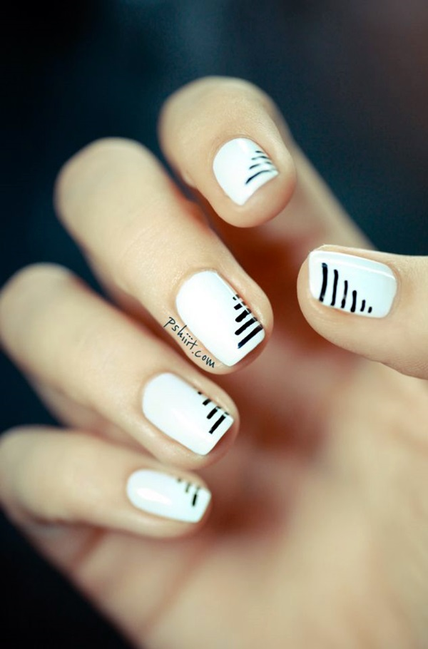 white-nails-art-designs-12