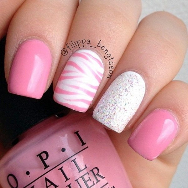 white-nails-art-designs-13