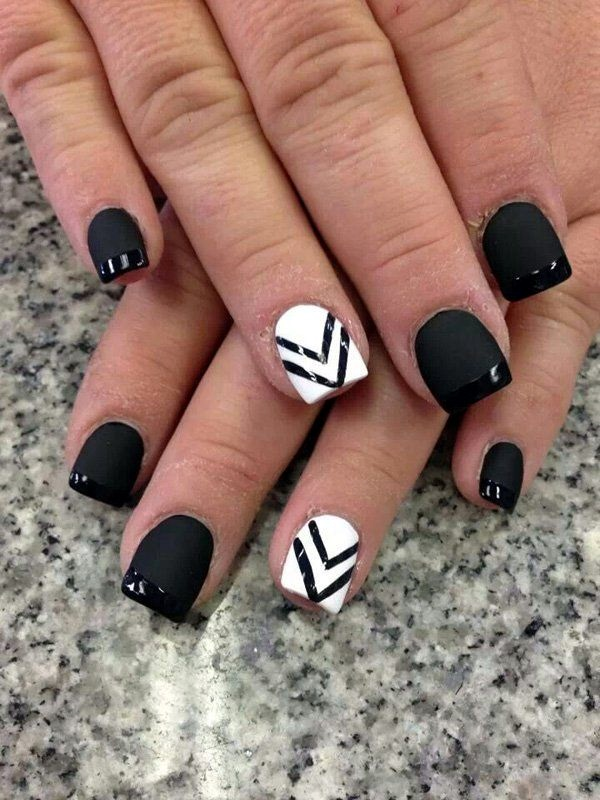white-nails-art-designs-17