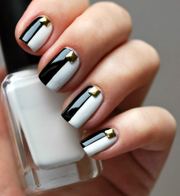 white-nails-art-designs-22