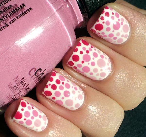 white-nails-art-designs-27