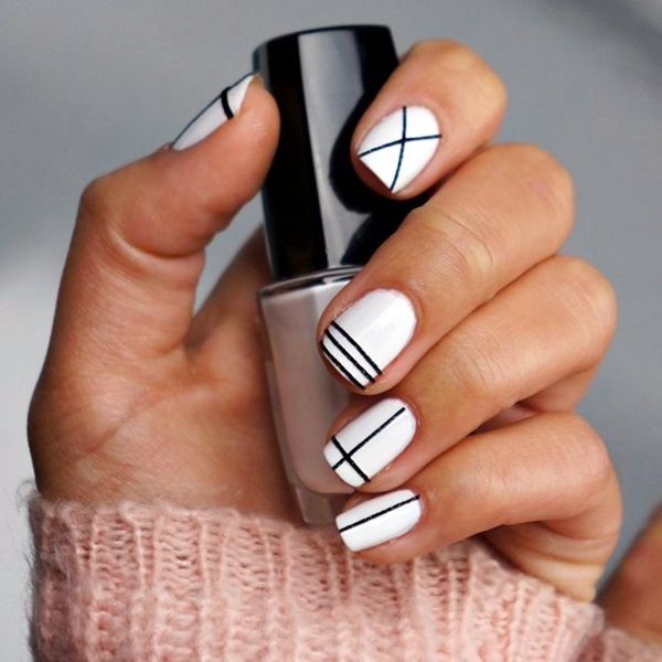 white-nails-art-designs-30