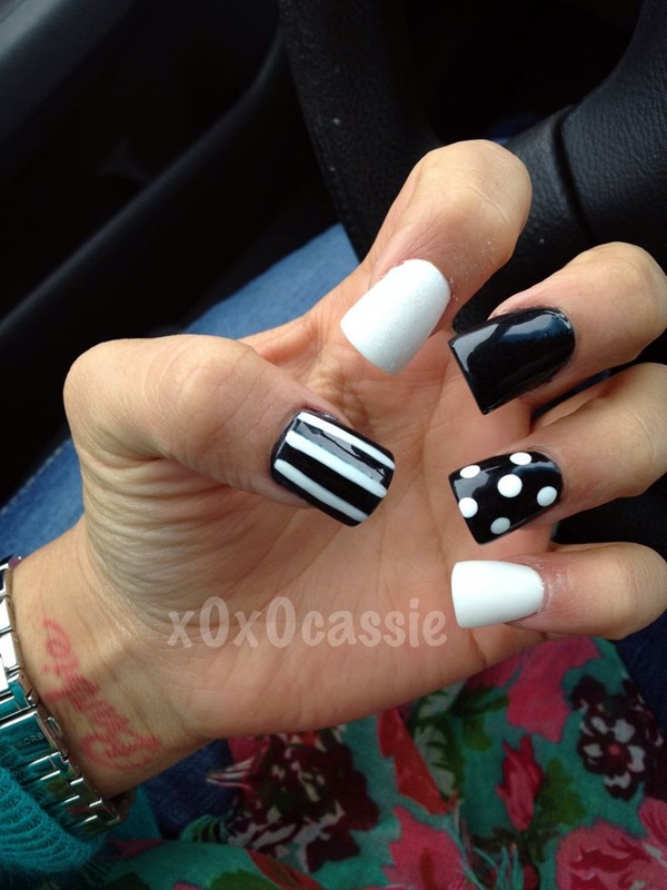 white-nails-art-designs-31