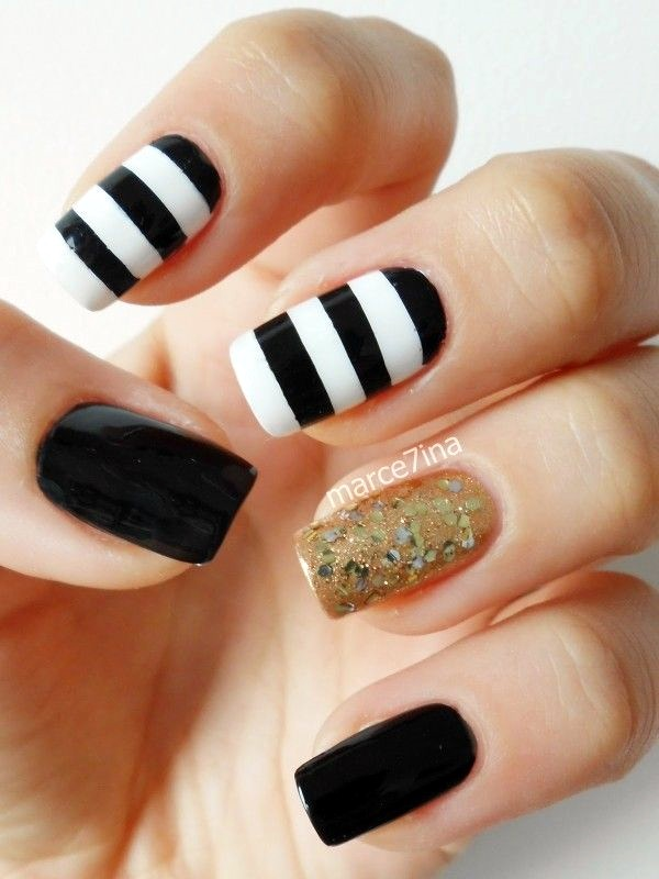 white-nails-art-designs-35
