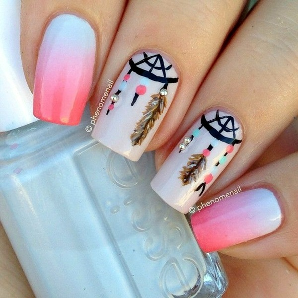 white-nails-art-designs-38
