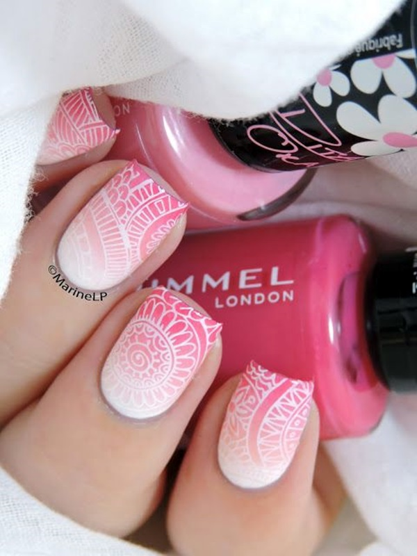 white-nails-art-designs-4