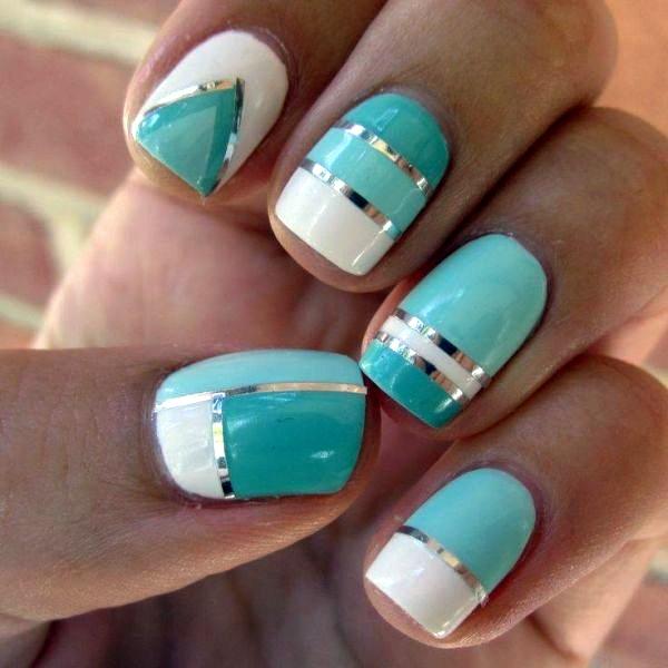 white-nails-art-designs-44
