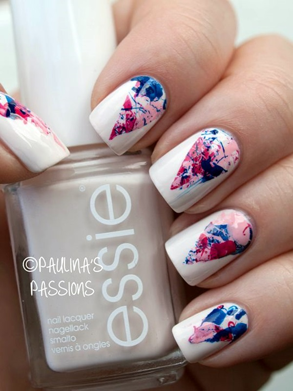 white-nails-art-designs-5
