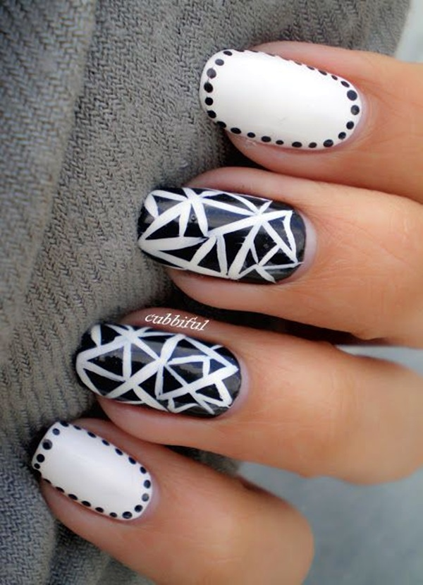 white-nails-art-designs-50