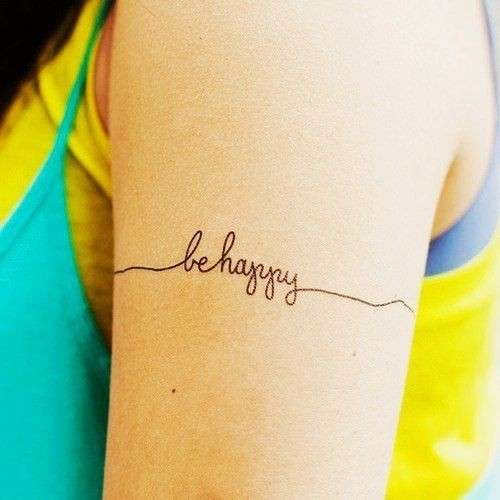 be-happy-tatuaggio-piccolo1