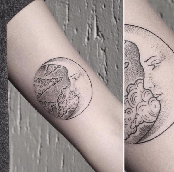 crescent-moon-tattoo-design