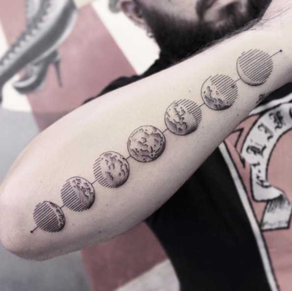 phases-of-the-moon-tattoo