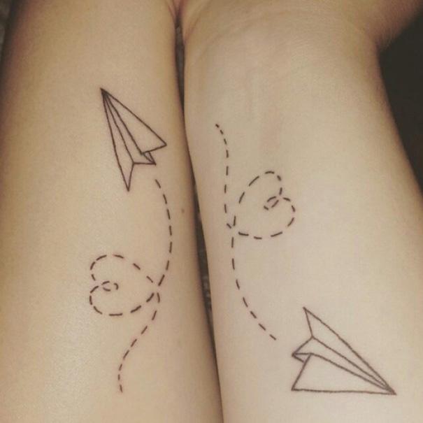 Favorito 37 tatuaggi per le amiche: perché farsene uno e quale scegliere! MT21