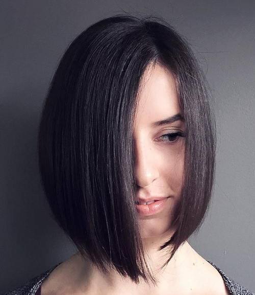 19-asymmetrical-angled-brunette-bob