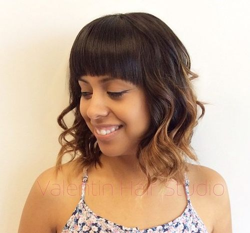 8-long-wavy-bob-with-caramel-ends-and-arched-bangs