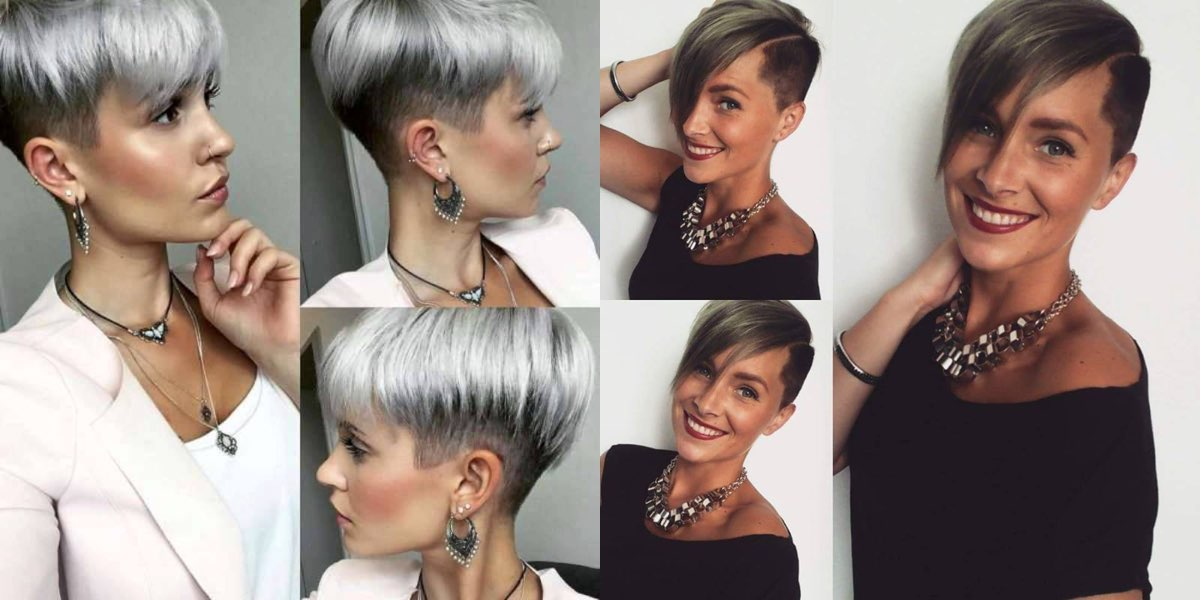 40 tagli di capelli corti e sbarazzini per donne di - Alternative Hairstyles