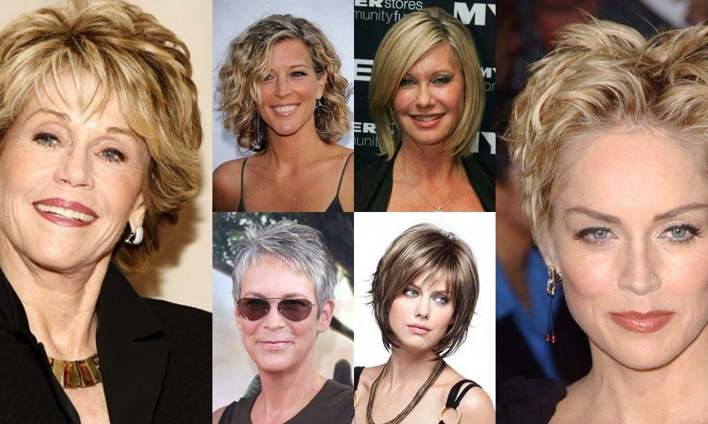 40 tagli di capelli corti over 50: sole le scelte migliori!