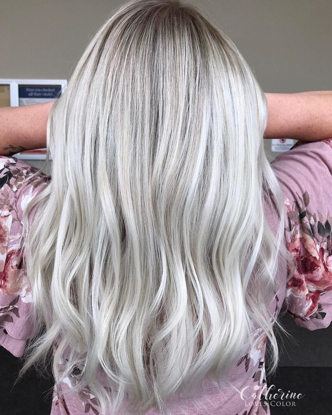 Grey Ombre Bianchi