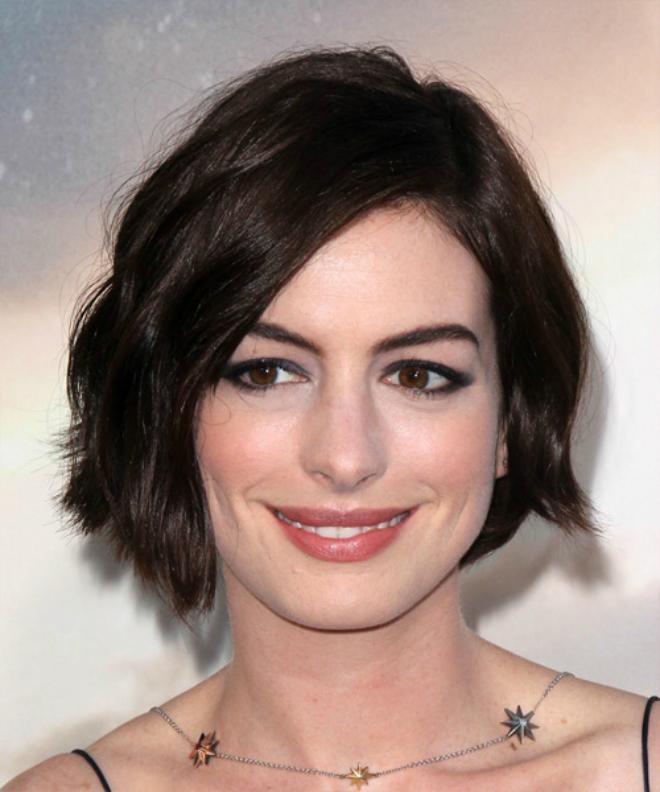 Images Of Anne Hathaway Short Hair 2017 Spacehero