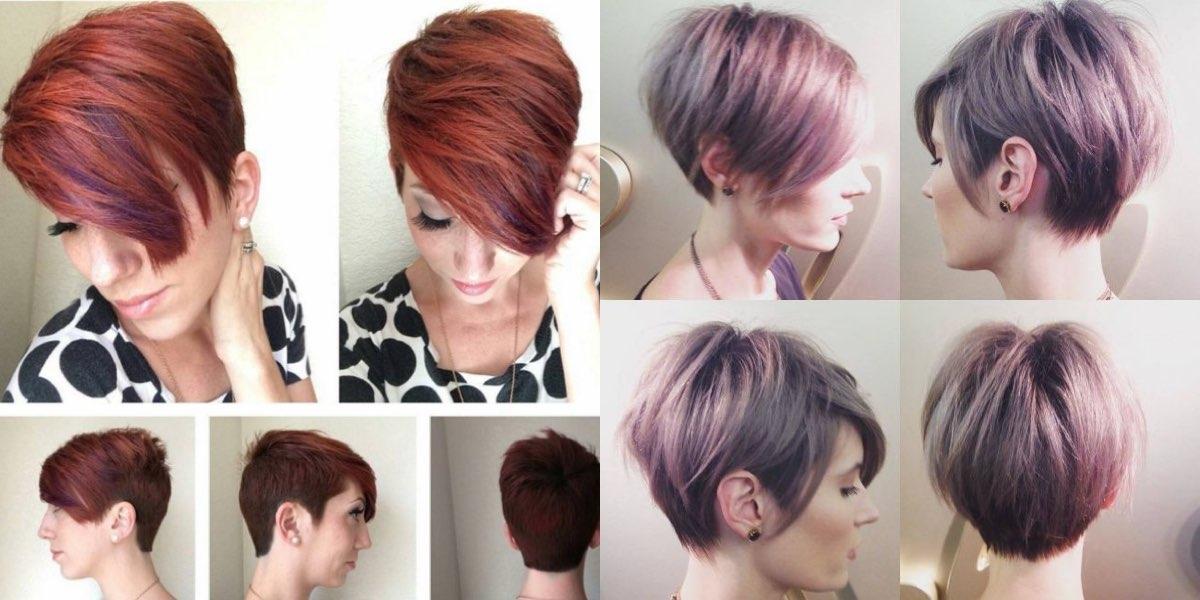 Modelli tagli capelli corti femminili