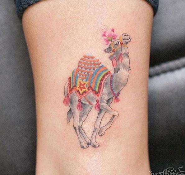 40 tatuaggi molto romantici e femminili da non perdere for Non ducor duco tattoos designs