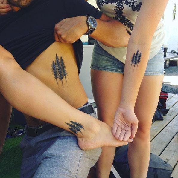 Conosciuto 50 tatuaggi per simboleggiare l'amore tra fratello e sorella  JE38