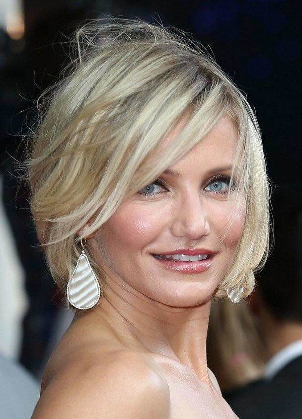 short hairstyles for thin hair women over 40   CapelliStyle