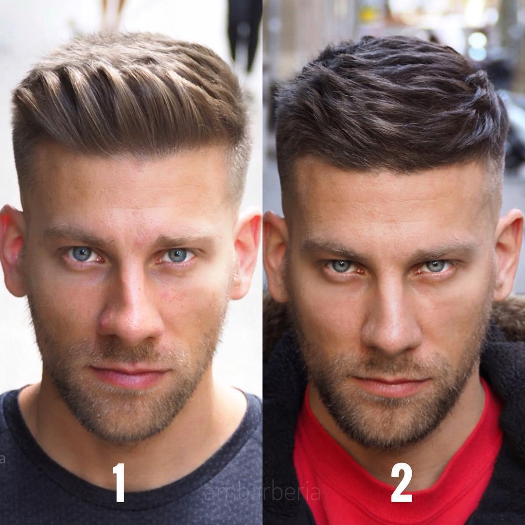 Tintura capelli per uomo