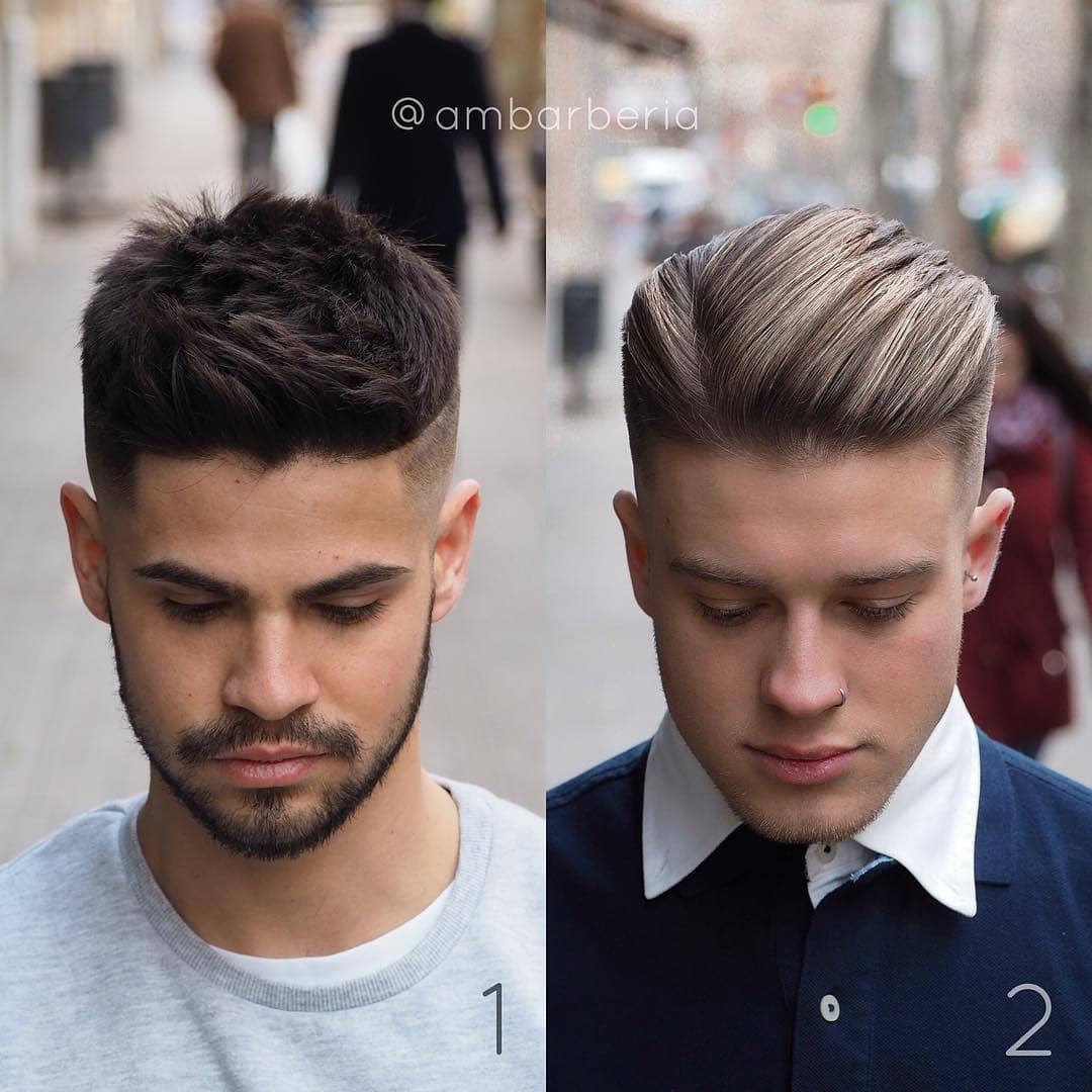 Come fare tinta capelli uomo