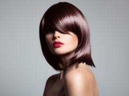 Stili di capelli con frangia
