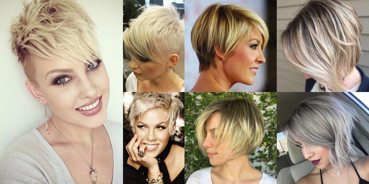 Taglio di capelli fini corti