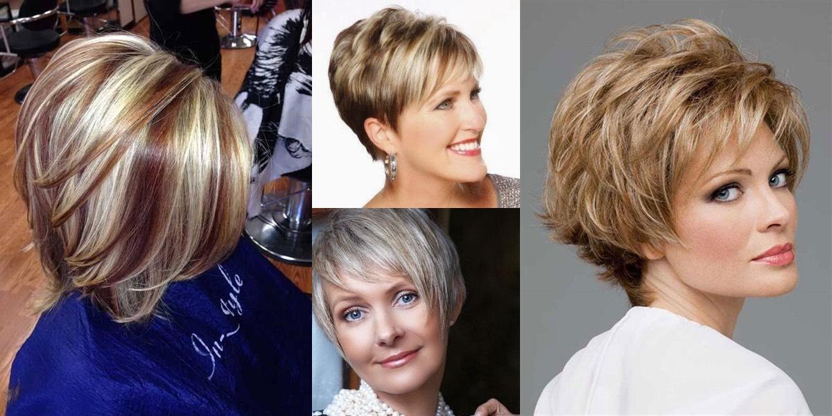Taglio capelli per signora 60 anni 2019