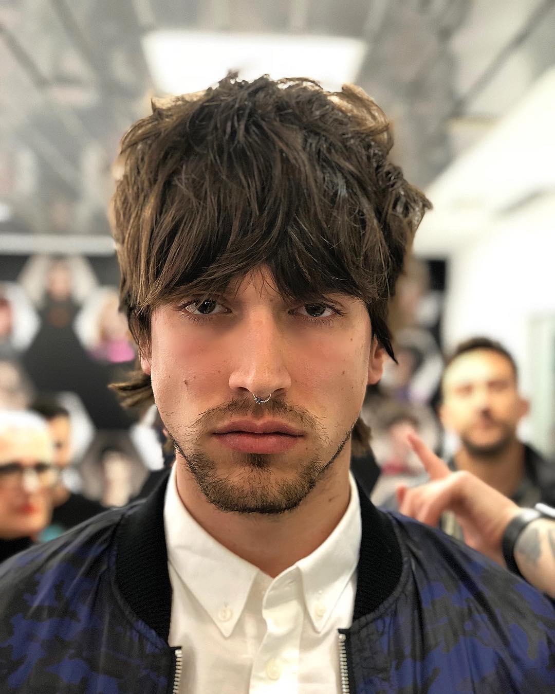 barba cortissima