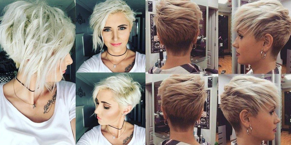 40 nuovi stili di capelli corti per ragazze di grande personalità! dc6ac7b72800
