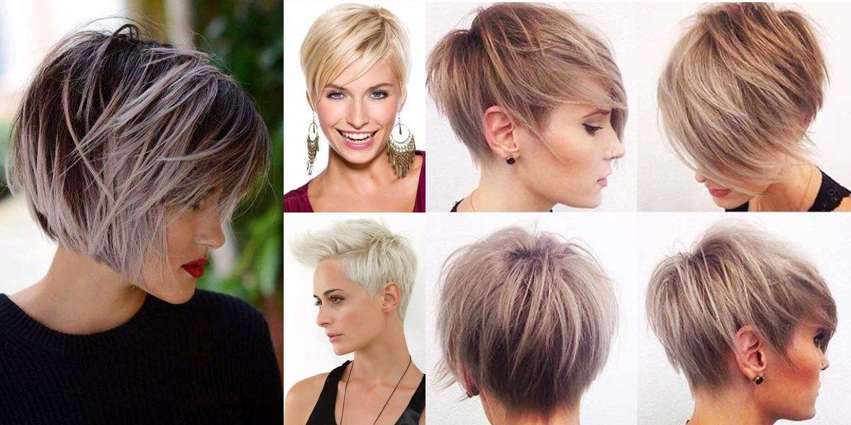 Popolare 50 super tagli di capelli corti per giovani donne da non perdere! UI94